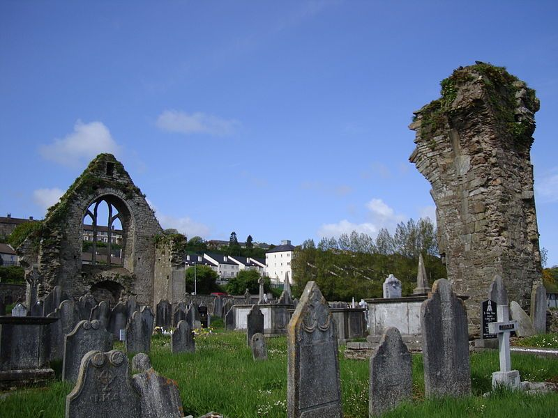 North Abbey, Youghal, County Cork, Ireland