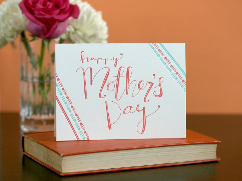 Homemade Mother S Day Card Ideas Easy Craft