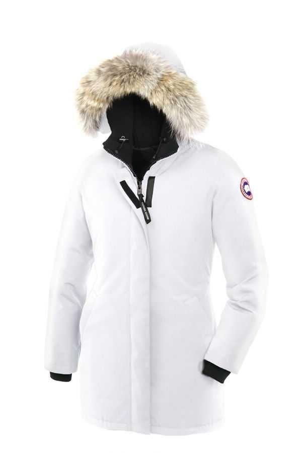 Canada Goose Victoria Parka White For Women
