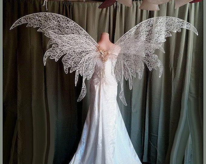 Atemberaubenden Hochzeit Feenflügel angepasst werden   Etsy #setinstains