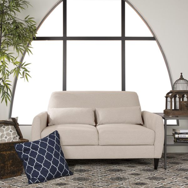 54 Inch Loveseat Living Room Upholstered Seating Studio Designs