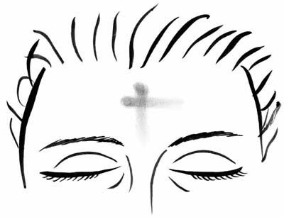 ash wednesday agnus dei pinterest ash wednesday jeremiah 20 rh pinterest com