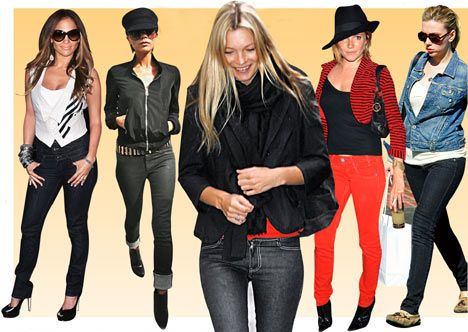 Skinny jeans- the least flattening trend is finally over! | The o