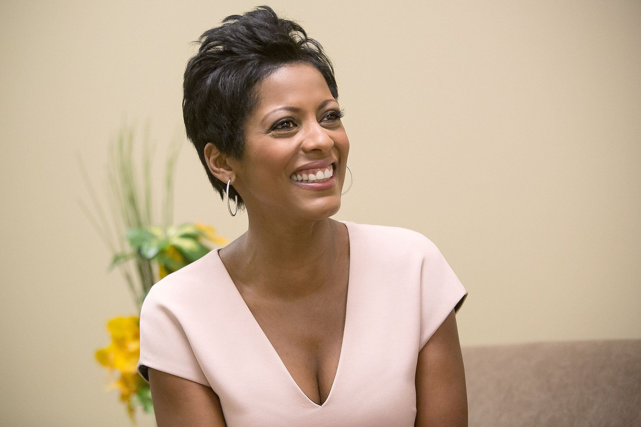 Tamron hall dating lawrence o'donnell 2014