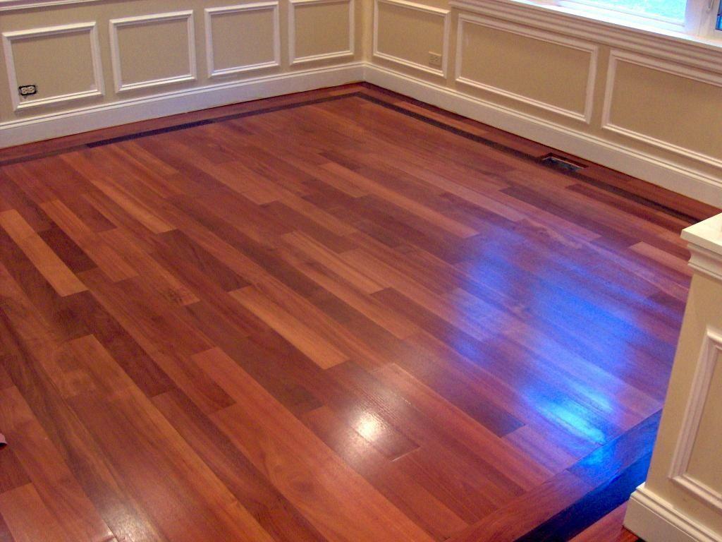 Warm Hardwood Flooring