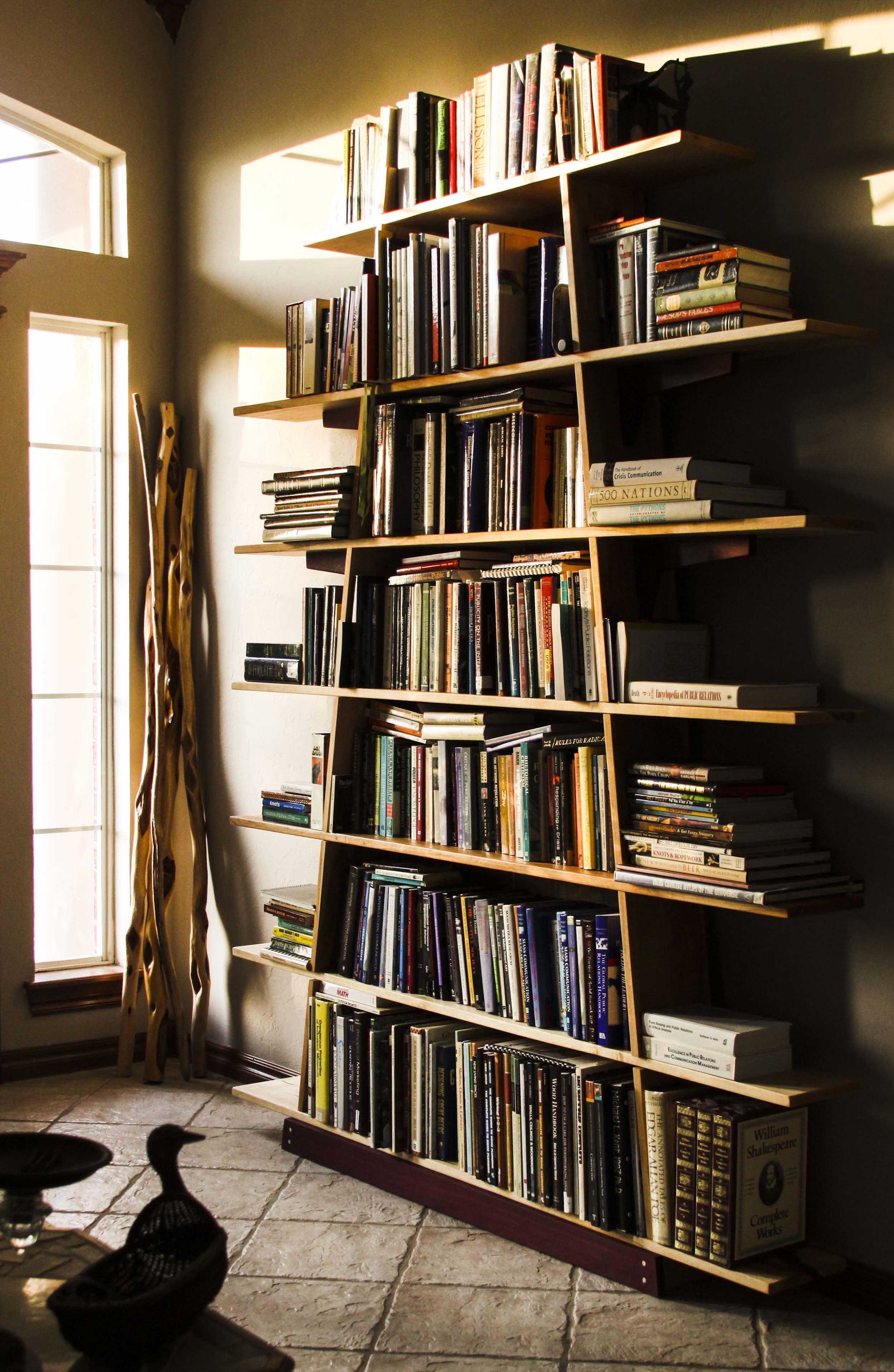 Bookshelf Handmade