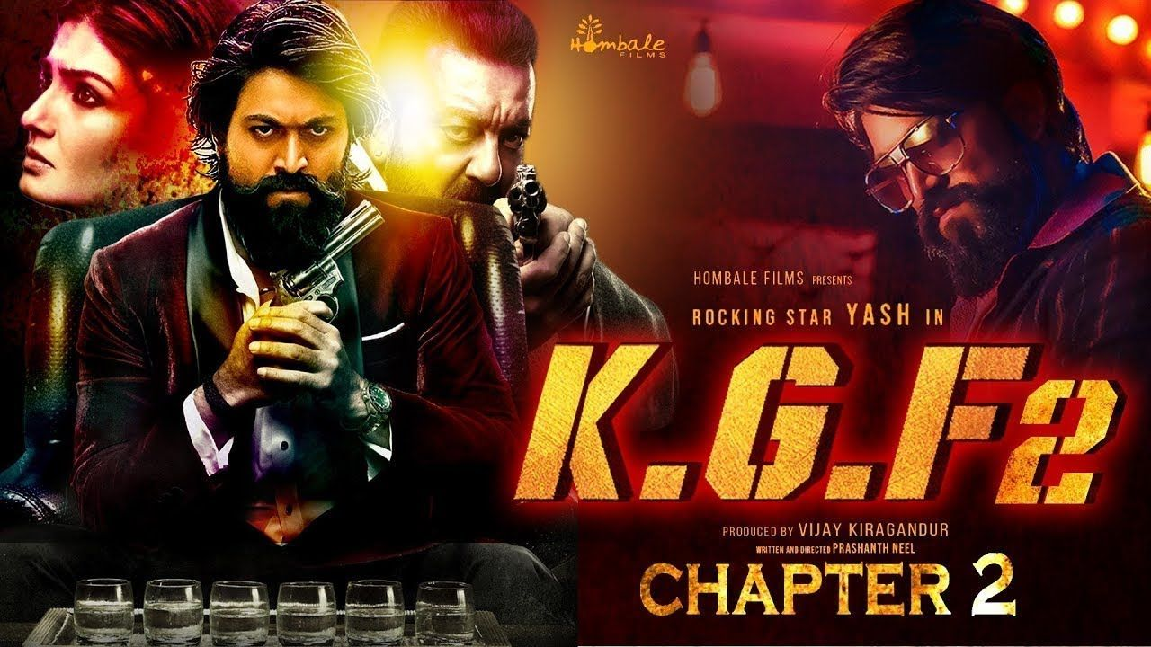 Image result for kgf 2 movie