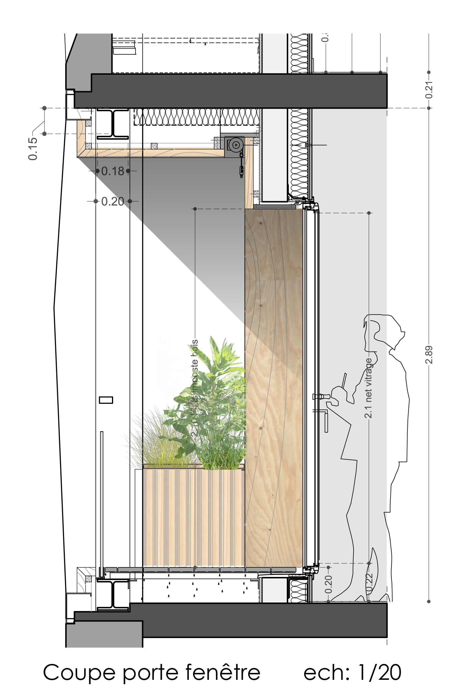 MOATTIRIVIERE  23 is part of architecture House Nature Dream Homes -  MOATTIRIVIERE  Detail