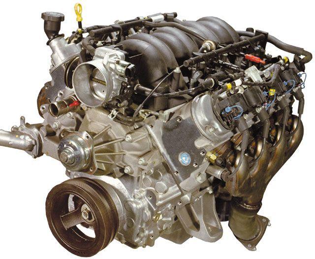 Chevrolet Ls1 Engine Swap