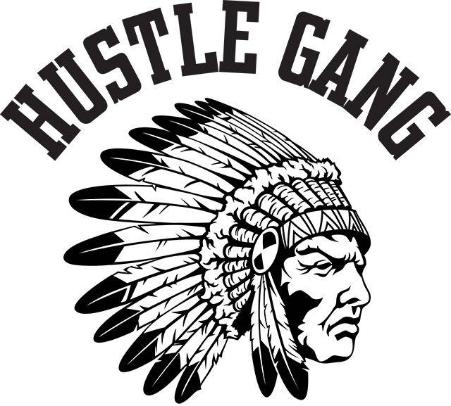 Hustle Gang Wallpaper Wallpapersafari Gang Tattoos Native