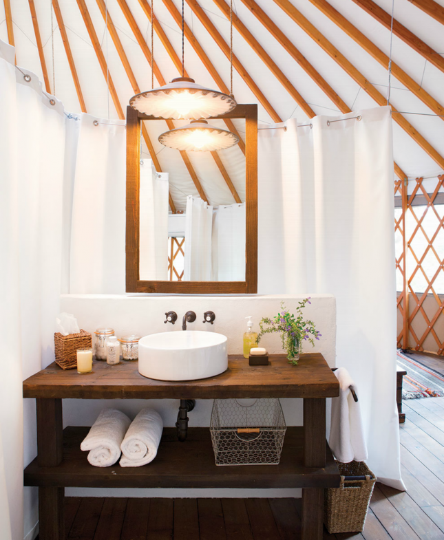 10 Modern Yurts You Could Totally Live In Yurt Interior Yurt