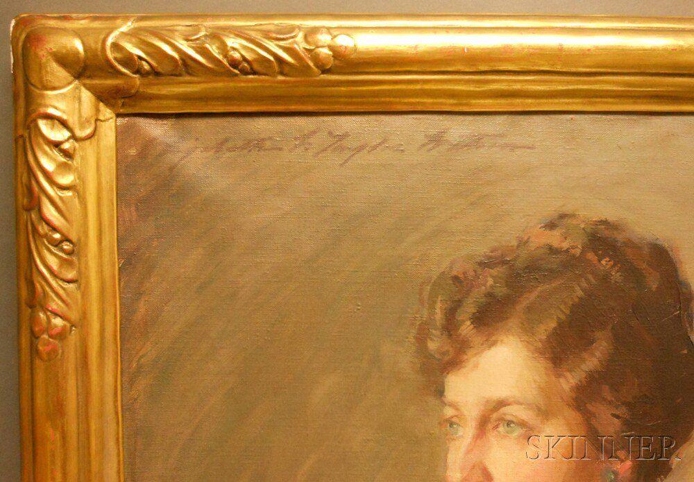 Elizabeth Vila Taylor Watson (American, 1863-1949) Blue and Teal ...