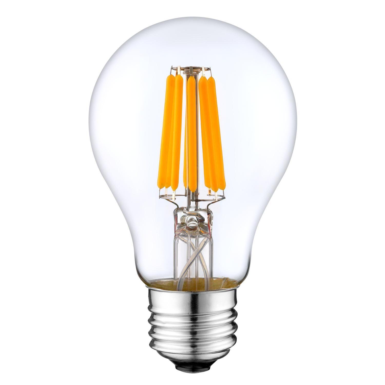 Dc 12v 36v 6w A19 A60 Led Filament Vintage Light Bulb Nostalgic Cage Lamp Filament Bulb Lighting Light Bulb Candle Bulb