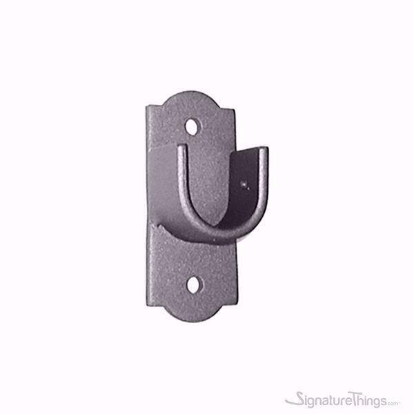 Deco Iron Brackets Socket Curtain Rod Mounting Bracket Iron