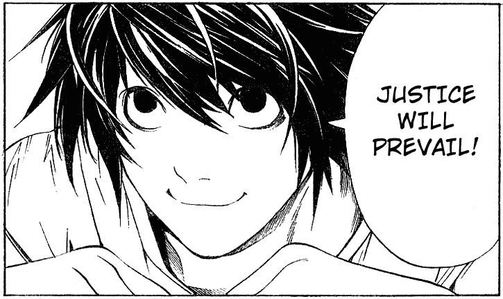 l manga