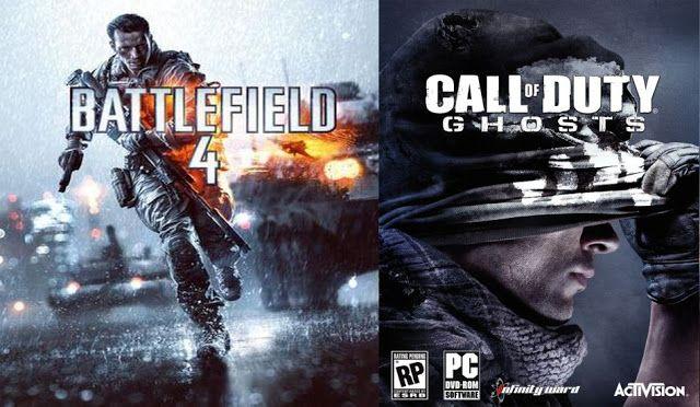 Call of Duty: Ghosts/Battlefield 4