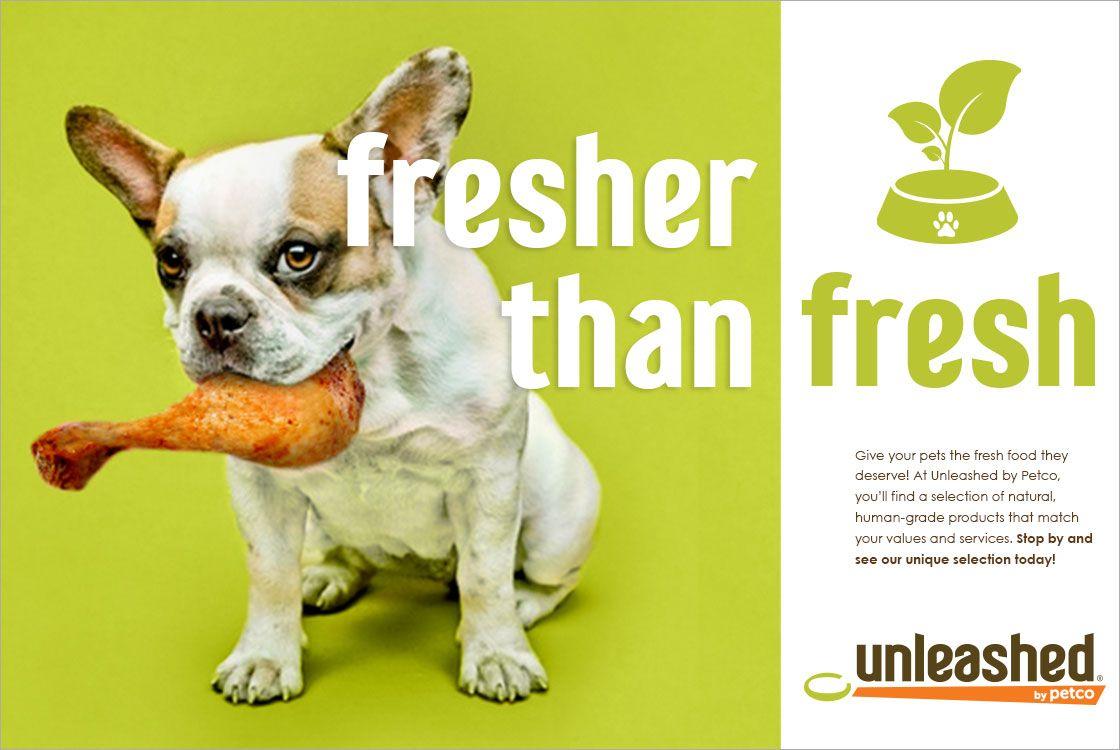 Fresher Than Fresh Petco Pets Human Grade