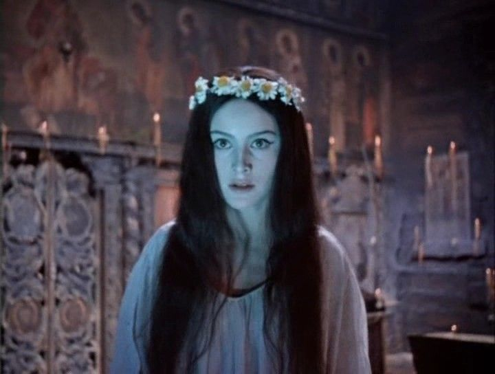 Absolutely Gorgeous Russian Horror Movie Viy Film Aesthetic Horror Icons Stop Motion