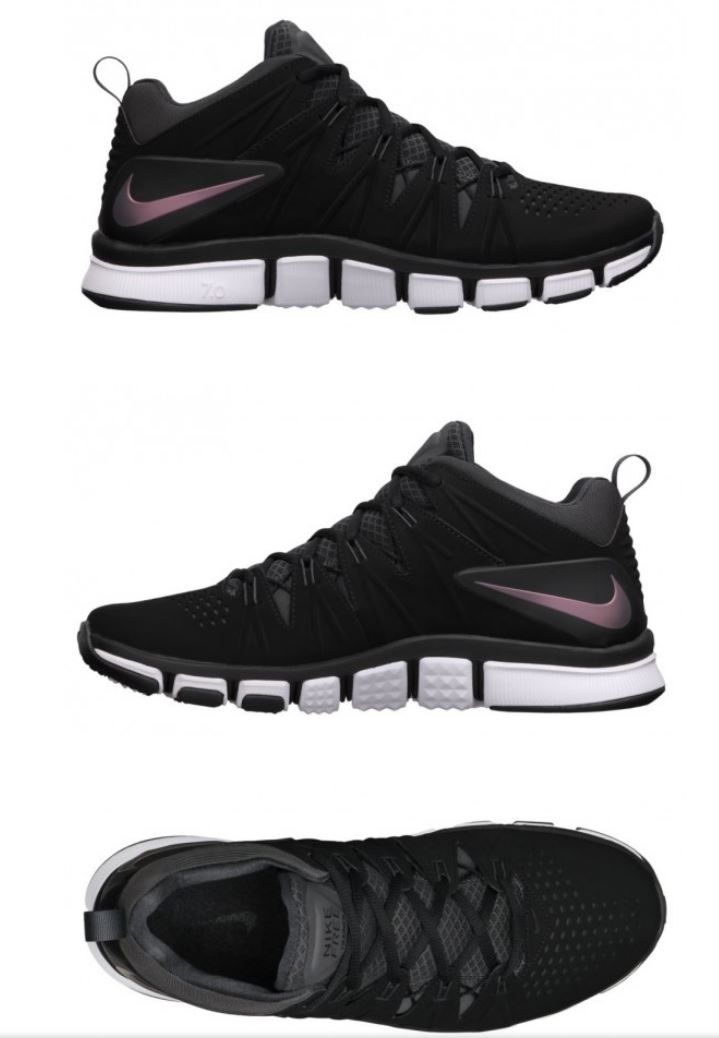 a6974b14bc7b9 Nike Free Trainer 7.0  Black Armory Slate
