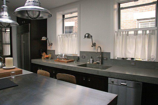 Pin de Gilberth Portillo en arq1 Pinterest Cocina de cemento