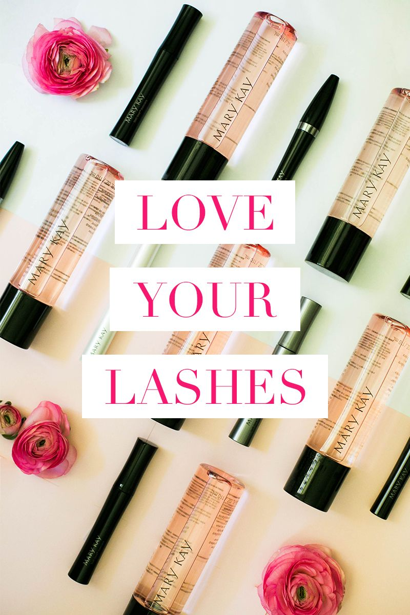 So many lashloving products! Our bestselling Mary Kay