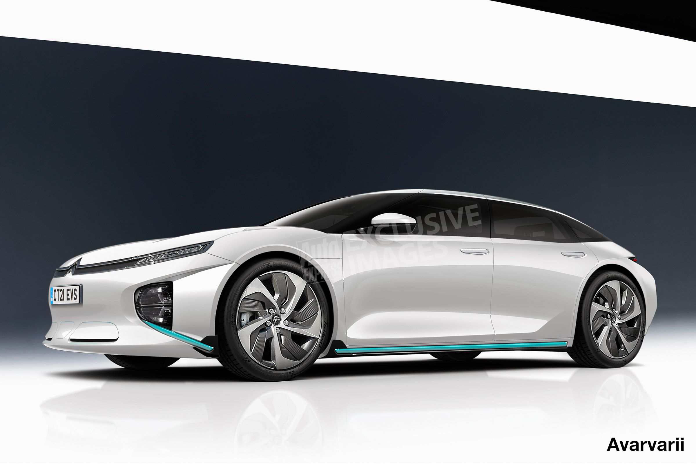 New Citroen saloon draws inspiration from the Cxperience