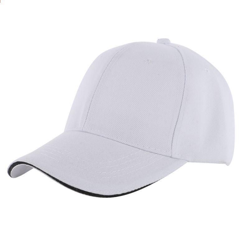 25 Farger Mode Kvinnor Baseball Keps Herr Snapback Kepsar Casquette Ben Hattar For Man Solid Casual Platta Gorras Blank Hatt Hats Blank Hats Snapback Cap