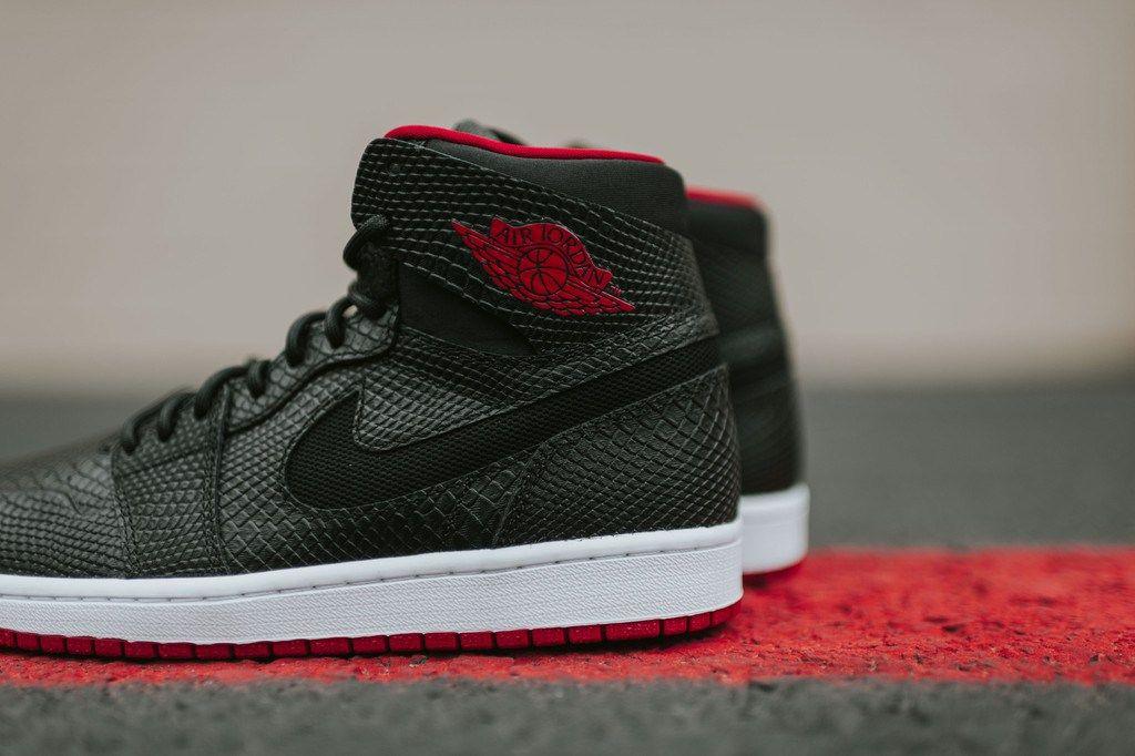 Air Jordan 1 High Nouveau Snakeskin Is Out Now Air Jordans