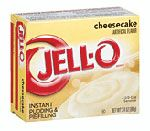 Jell-O Cheesecake Pudding is gluten free | Instant pudding ...