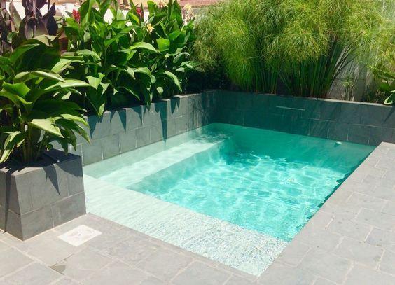 Small Swimming Pool Ideas 21 Simple Designs For Minimalist Home Backyard Pool Small Pool Design Swimming Pool Designs