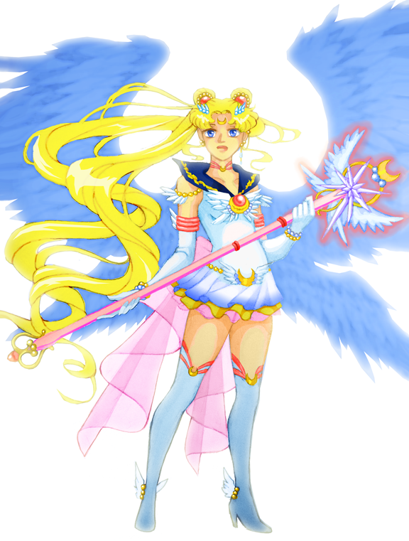 Ultimate Sailor Moon Fuku By Azure And Copper On Deviantart Sailor Moon Usagi Sailor Moon Stars Sailor Moon