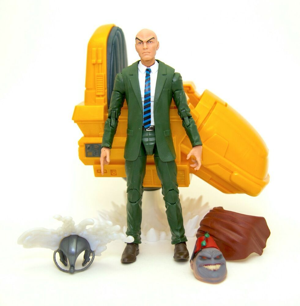 """HASBRO MARVEL LEGENDS SERIES 6/"""" PROFESSOR X WITH HOVER CHAIR"""
