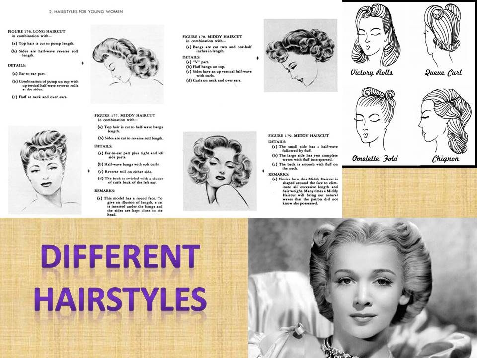 S Hairstyles Waves Were Soft Not Like The Crested Waves Of The S S