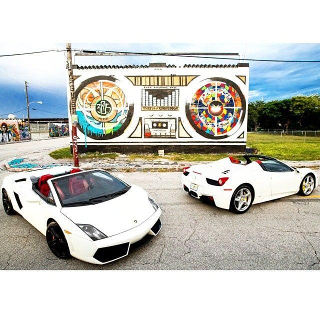 Rent Lamborghini In Miami: Rental Cars In South Beach,Miami Lamborghini Lp560 Vs
