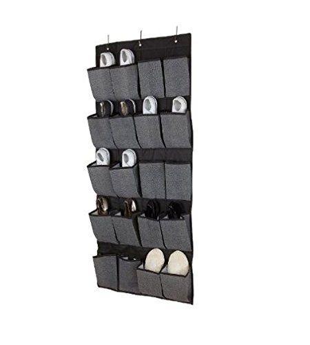 "Simplify 20-pocket Shoe Organizer 22""w X 53.5""h Simplify https://www.amazon.com/dp/B00HFJQA7G/ref=cm_sw_r_pi_dp_xYuDxb6THPRRK"