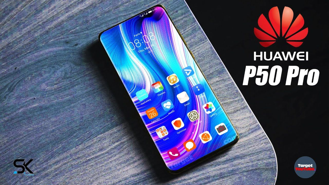 Huawei P50 Pro (2021) Introduction!!! in 2020 Huawei