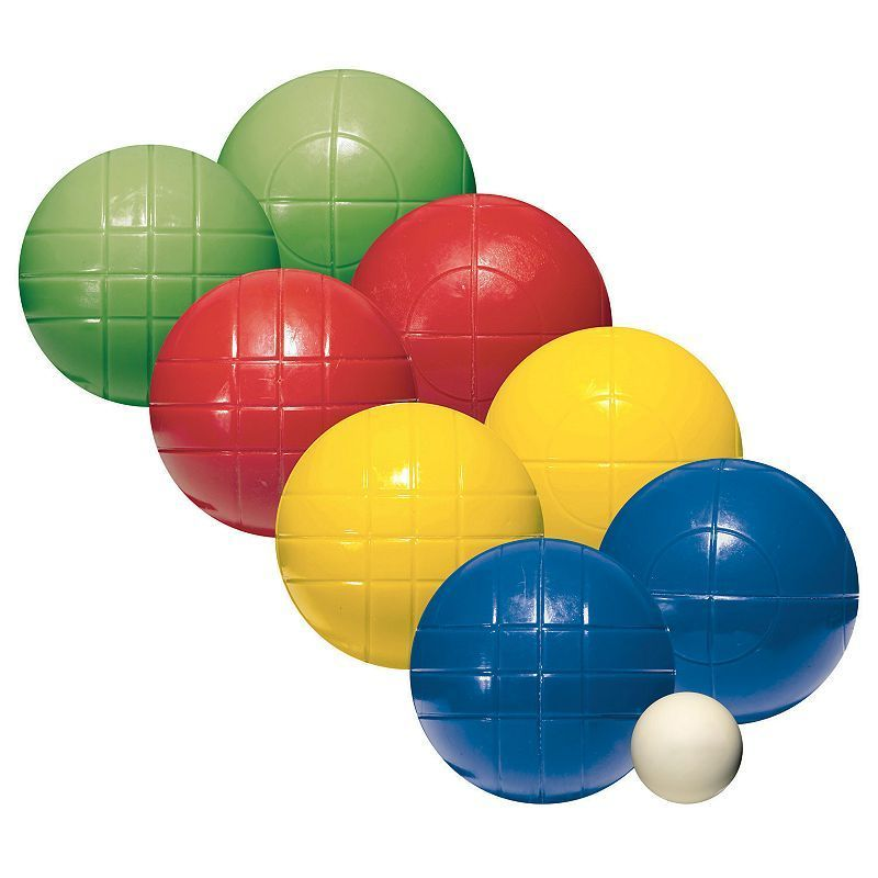 Franklin Recreational 90-mm Bocce Set, Multicolor