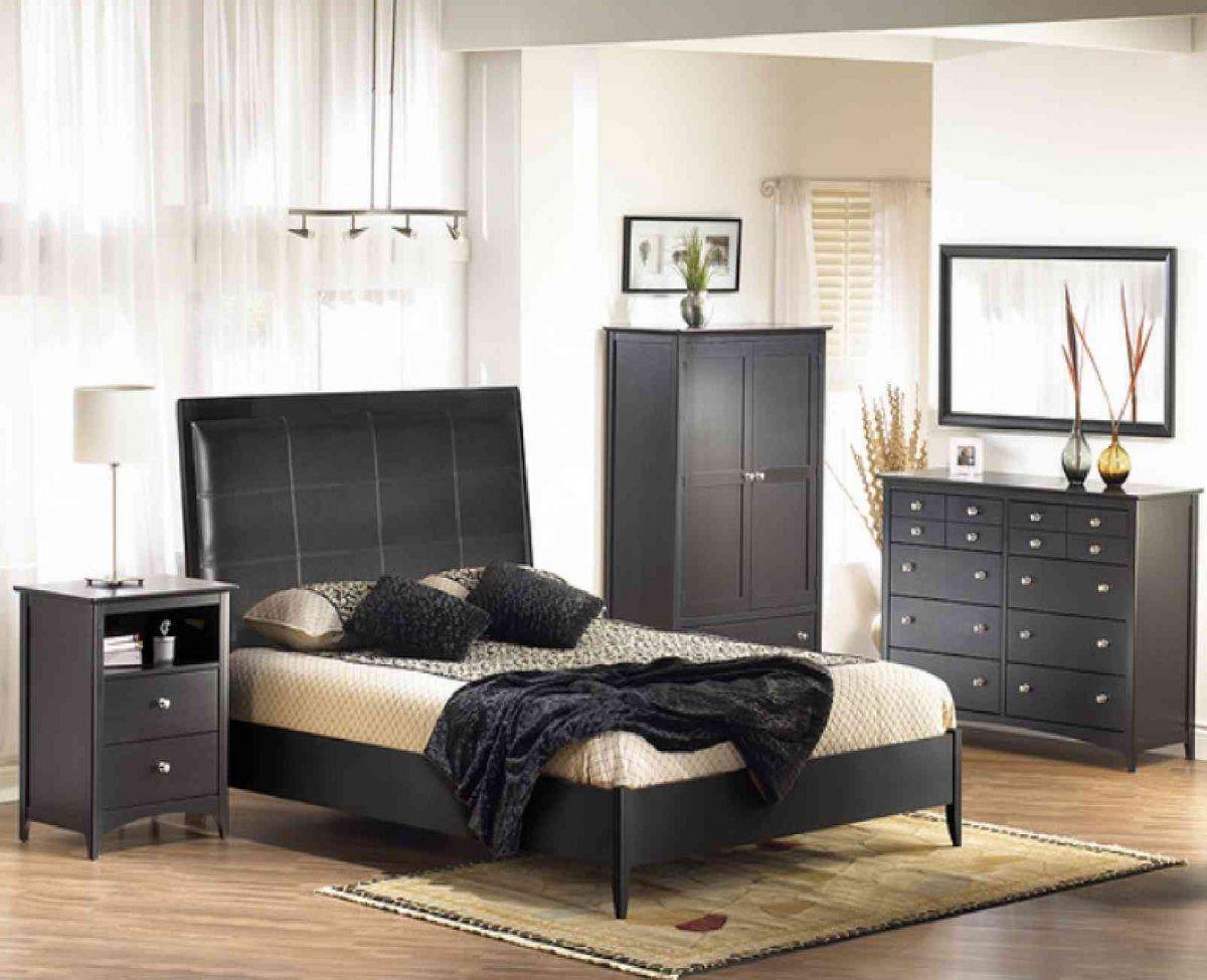 Furniture · Distressed Black Bedroom Furniture