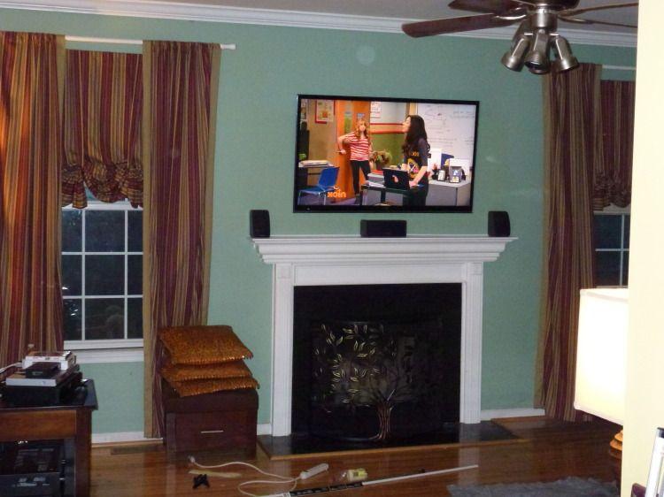 10 Amazing Tv Above Gas Fireplace Photo Idea