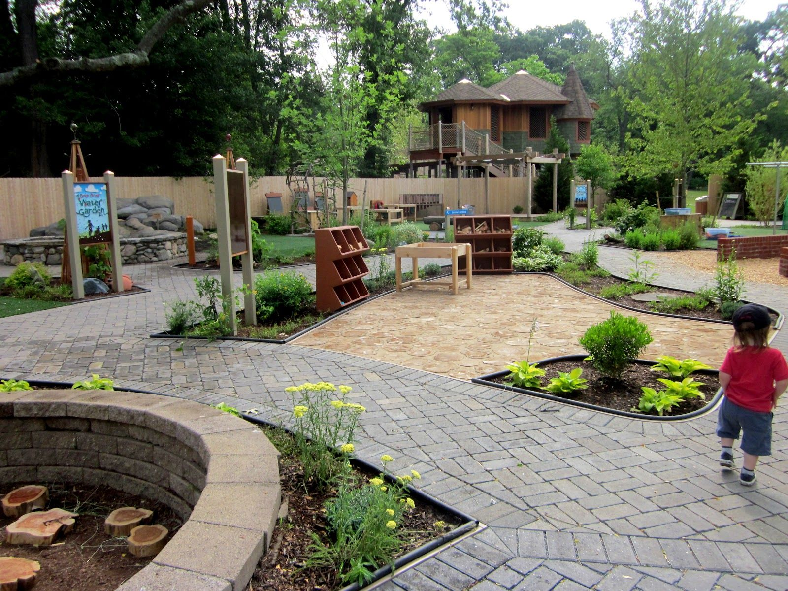 image result for roger williams backyard playground outdoor play