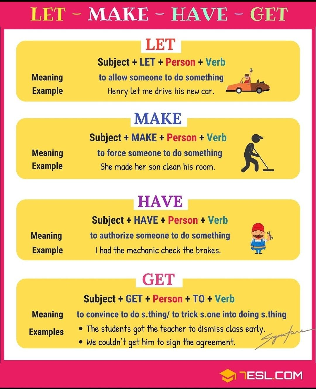 Pin By Grazielle Reis On English English Verbs English Vocabulary Words English Phrases [ 1329 x 1080 Pixel ]