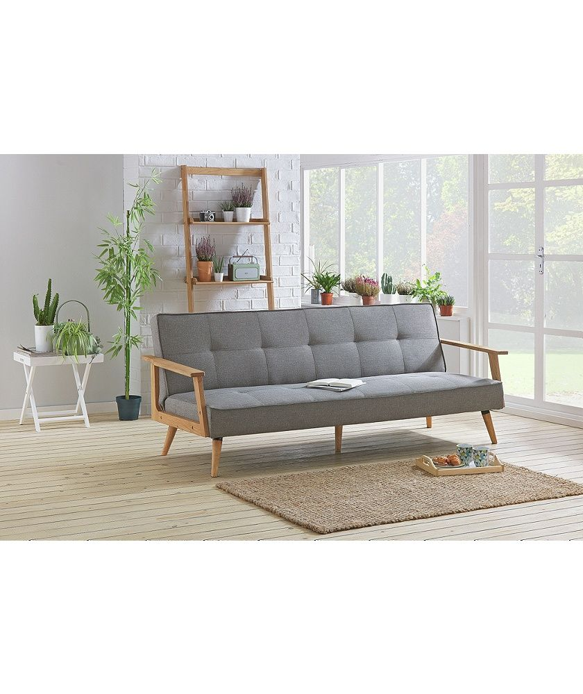 buy hygena margot fabric sofa bed   charcoal at argos co uk   your buy hygena margot fabric sofa bed   charcoal at argos co uk   your      rh   pinterest