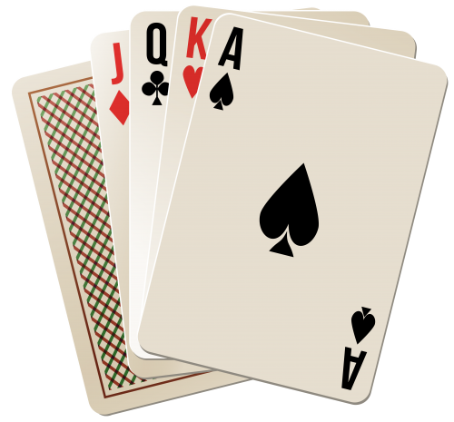 Playing Cards PNG Clipart