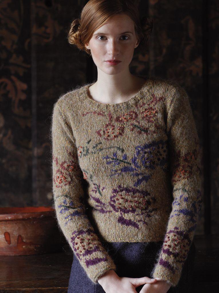 Armenia Knit Rowan Rowan Knitting & Crochet Magazine 54 | Knitting ...