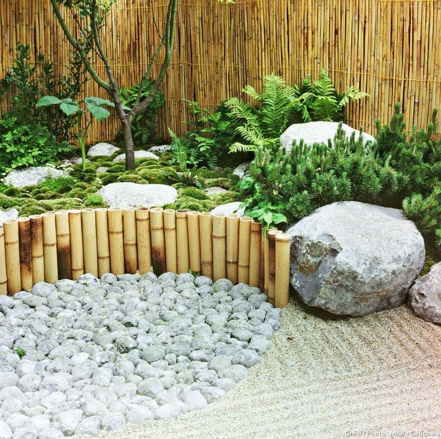 8 bordures pratiques et charmantes   Japanese garden design and ...