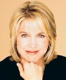 Paula Zahn  Distinguished News Anchor