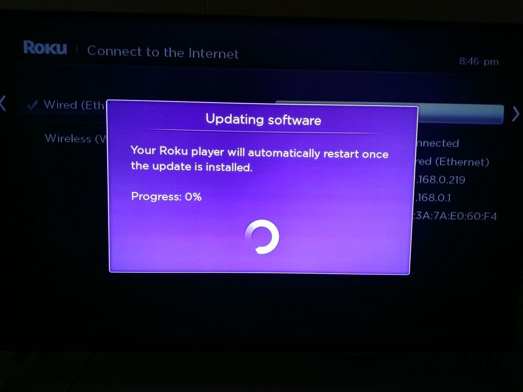 Are You Looking For How To Update The Software On Your Roku Streaming Player No Need To Worry We Provide The Best Roku Technical Su Roku Software Streaming