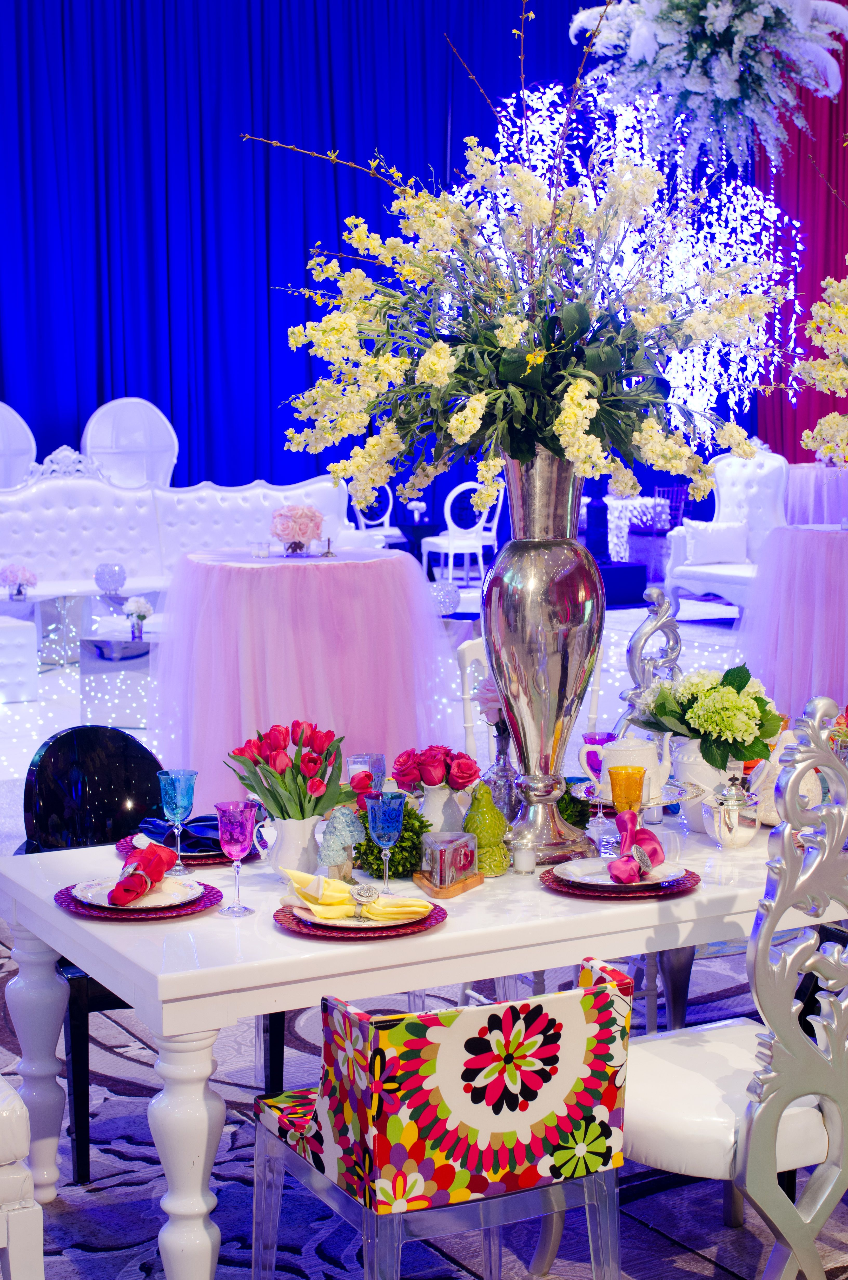 Gorgeous tablescape from our Gala Award winning