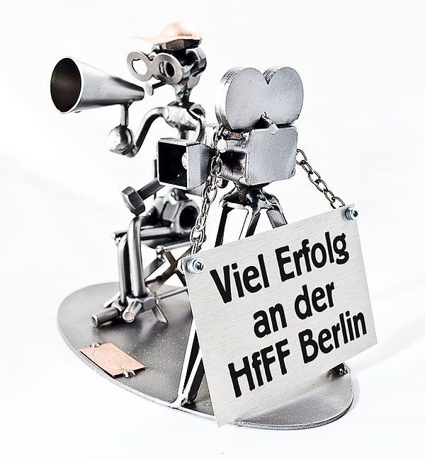 Schraubenmännchen Regisseur Oder Filmemacher Schraubenmännchen