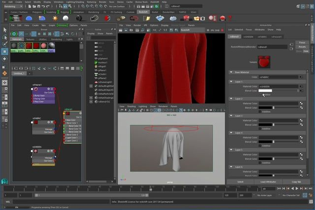 Redshift Velvet Setup in 2019 | VideoMisc | Velvet, Modeling tips
